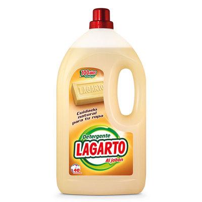 Detergente Lagarto Al Jabón