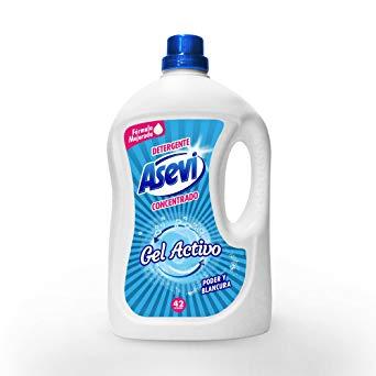 Detergente Asevi Gel Activo