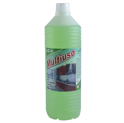 Lc-4 limpiador multiusos.Droguería online,venta de productos de limpieza de las mejores marcas.Líderes en artículos de limpieza.