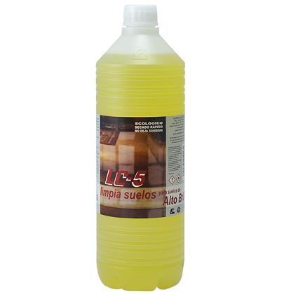 Lc-5 limpia suelos alto brillo