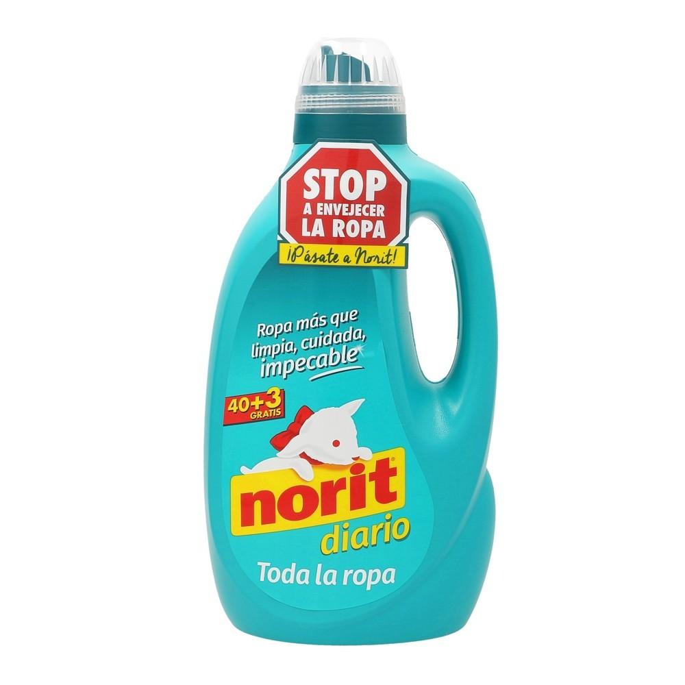 Detergente norit diario