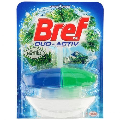 Ambientador Bref Duo Natura.Droguería online,venta de productos de limpieza de las mejores marcas.Líderes en artículos de limpieza.