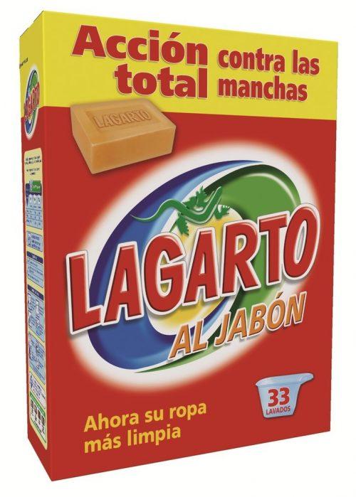 Detergente Lagarto Al Jabón.Droguería online,venta de productos de limpieza de las mejores marcas.Líderes en artículos de limpieza.