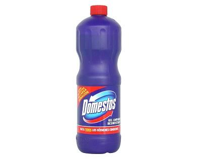 Gel limpiador higienizante domestos