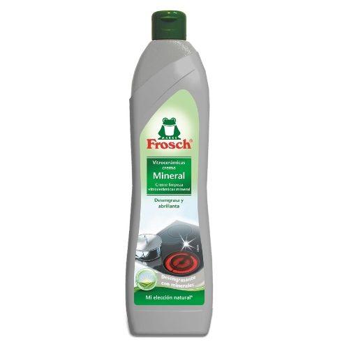 Limp.crema vitrocerámicas froggy mineral.Droguería online,venta de productos de limpieza de las mejores marcas.Líderes en artículos de limpieza.