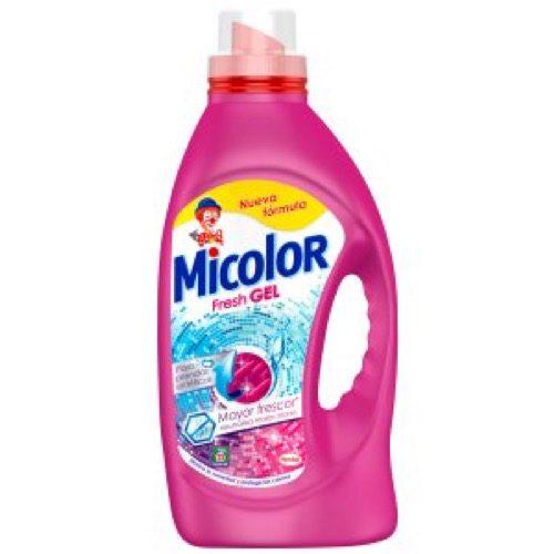 Micolor Fresh Gel.Droguería online,venta de productos de limpieza de las mejores marcas.Líderes en artículos de limpieza.