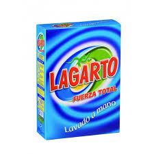 Detergente a mano lagarto