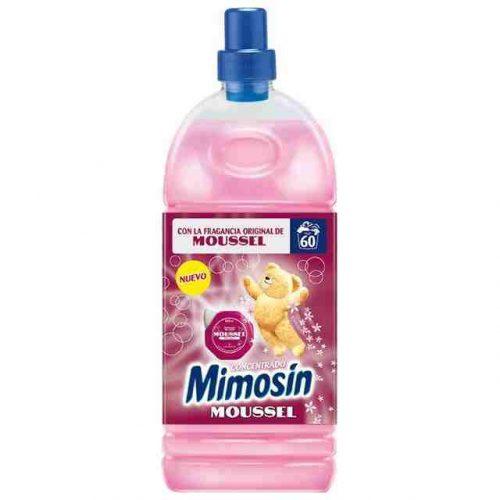 Suavizante Mimosin Moussel.Droguería online,venta de productos de limpieza de las mejores marcas.Líderes en artículos de limpieza.