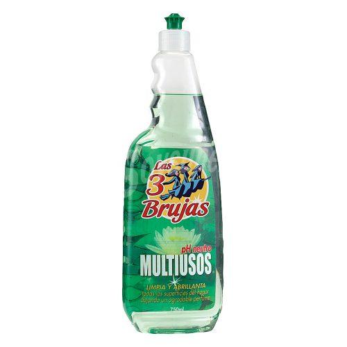 Multiusos las 3 brujas recambio.Droguería online,venta de productos de limpieza de las mejores marcas.Líderes en artículos de limpieza.