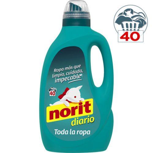 Detergente norit diario.Droguería online,venta de productos de limpieza de las mejores marcas.Líderes en artículos de limpieza.
