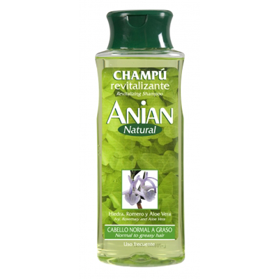 Champú anian natural revitalizante