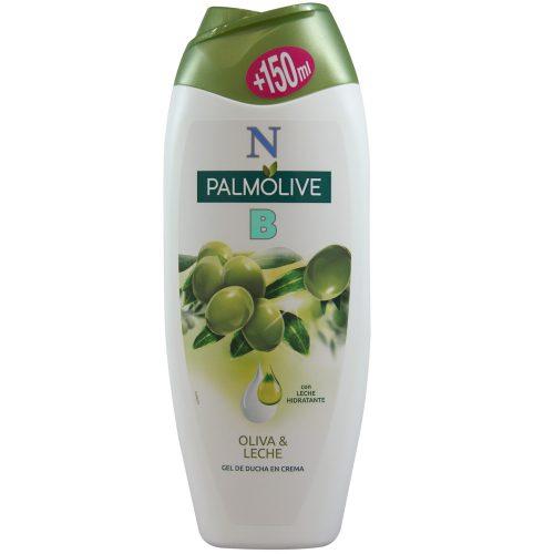 Gel palmolive oliva y leche