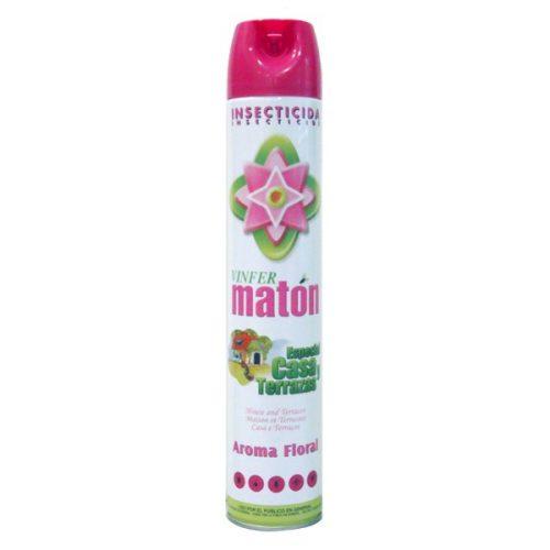 Insecticida matón floral.Droguería online,venta de productos de limpieza de las mejores marcas.Líderes en artículos de limpieza.