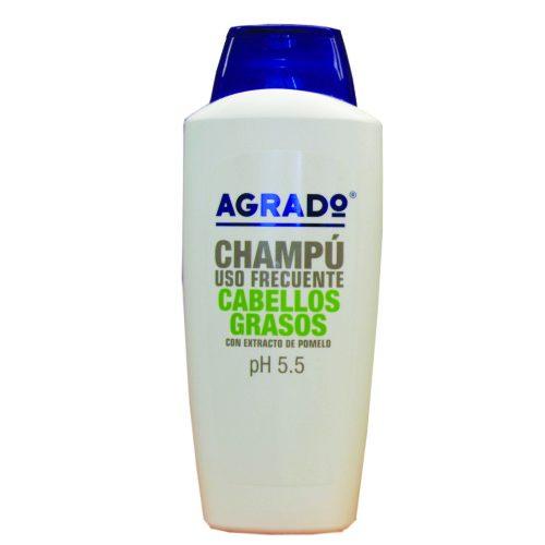 Champú agrado cabellos grasos.Droguería online,venta de productos de limpieza de las mejores marcas.Líderes en artículos de limpieza.