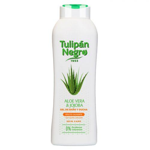 Gel tulipán negro aloe vera.Droguería online,venta de productos de limpieza de las mejores marcas.Líderes en artículos de limpieza.