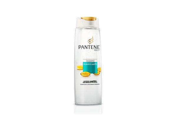 Champú pantene purificante