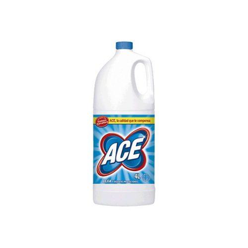 Lejia Ace 4l.Droguería online,venta de productos de limpieza de las mejores marcas.Líderes en artículos de limpieza.