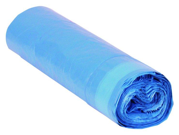 Bolsas de basura 55×56 azules cherr-pack 15 unidades
