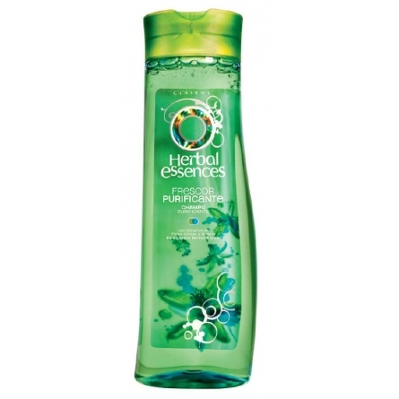 Champú herbal essences frescor purificante