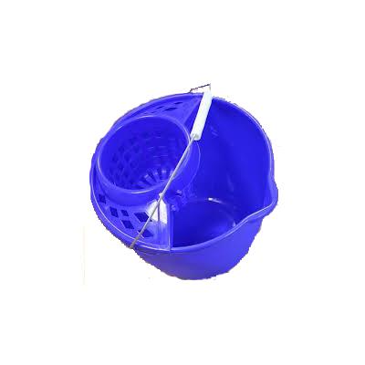 Cubo plástico colores