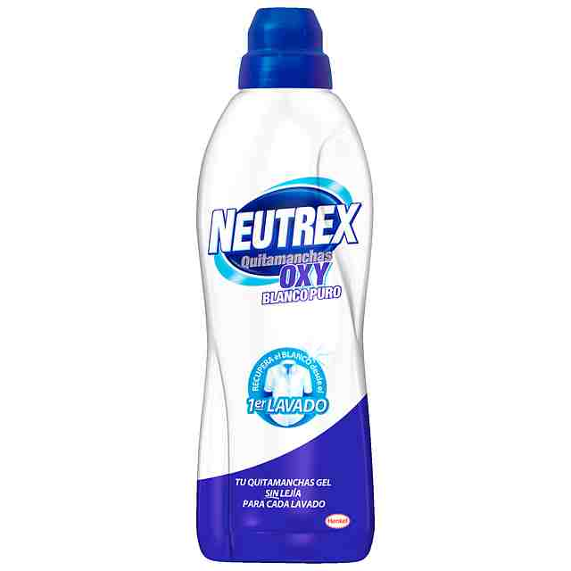 Neutrex Oxy Blanco Puro Gel