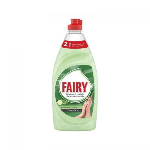 Fairy aloe vera y pepino.Droguería online,venta de productos de limpieza de las mejores marcas.Líderes en artículos de limpieza.