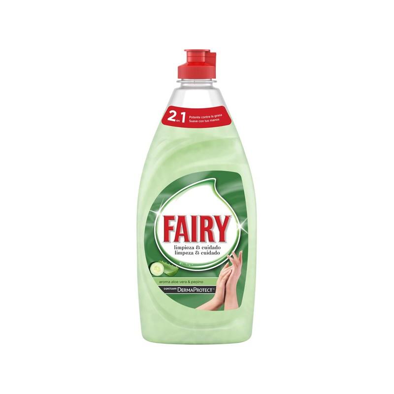 Fairy aloe vera y pepino
