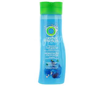 Champú herbal essences hidratación profunda