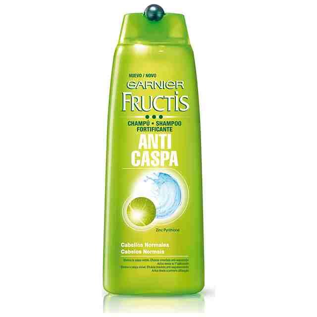 Champú fructis anticaspa
