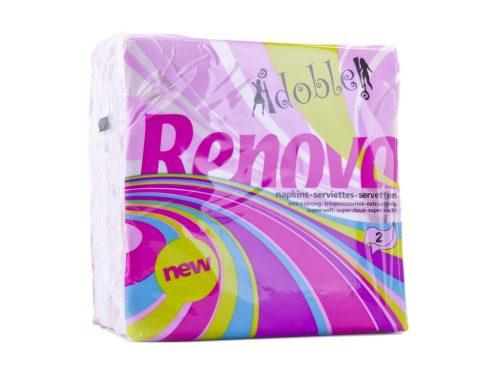 Servilletas papel renova.Droguería online,venta de productos de limpieza de las mejores marcas.Líderes en artículos de limpieza.