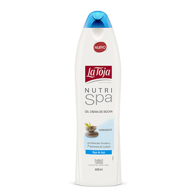 Gel La Toja Nutri Spa