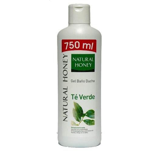Gel natural honey té verde.Droguería online,venta de productos de limpieza de las mejores marcas.Líderes en artículos de limpieza.