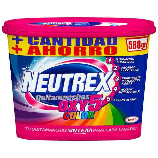 Neutrex Oxy5 Color