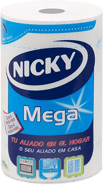 Papel Cocina Mega Nicky