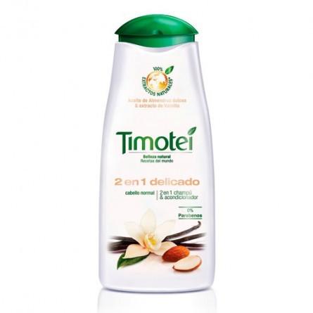 Champú timoteí 2en1 delicado