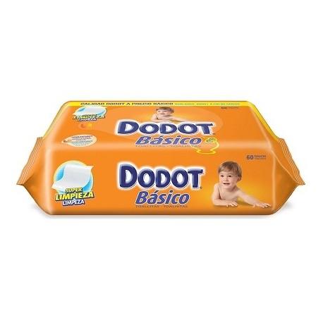Toallitas dodot básico.Droguería online,venta de productos de limpieza de las mejores marcas.Líderes en artículos de limpieza.