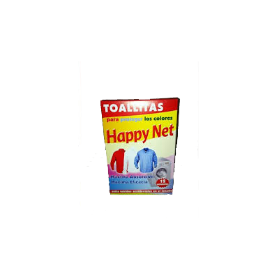 Toallitas Protege Colores Happy Net