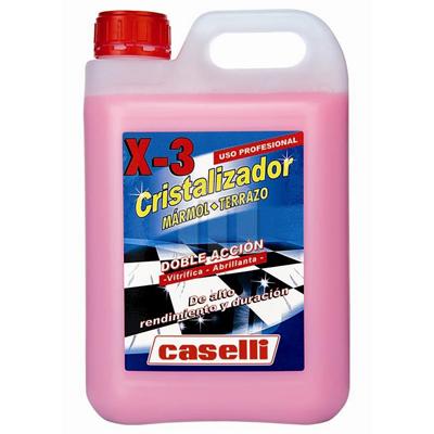 X-3 cristalizar caselli 5l