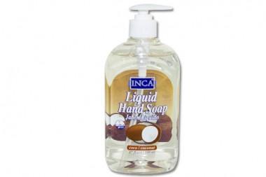 Jabón de manos inca coco