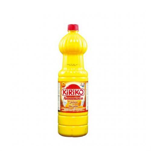 Amoniaco con jabon marsella kiriko.Droguería online,venta de productos de limpieza de las mejores marcas.Líderes en artículos de limpieza.