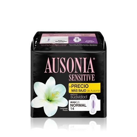 Compresa Ausonia Sensitive