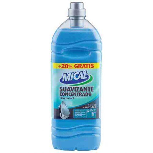 Suavizante Mical Plancha Fácil.Droguería online,venta de productos de limpieza de las mejores marcas.Líderes en artículos de limpieza.