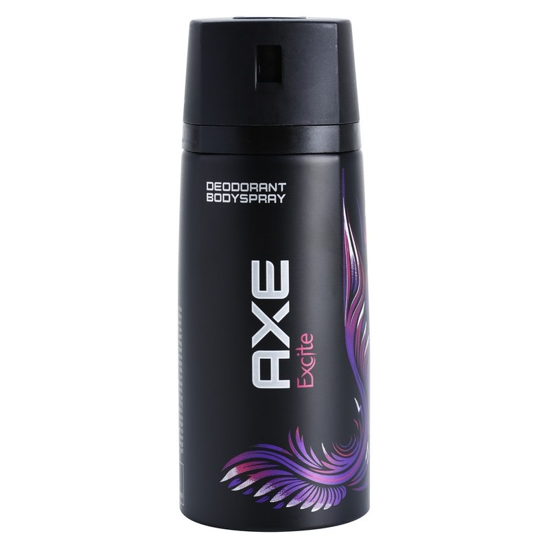 Desodorante axe excite