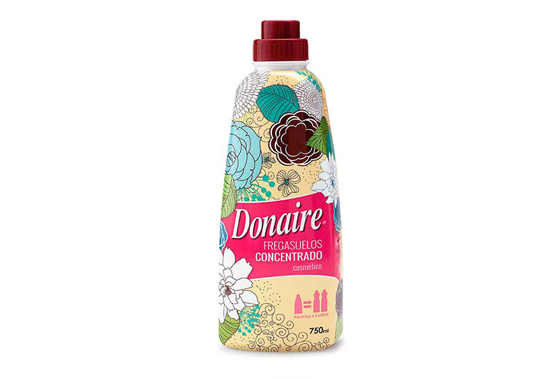 Donaire fregasuelos perfume cosmético