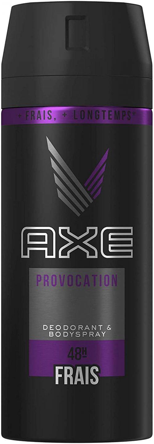 Axe Provocation.Droguería online,venta de productos de limpieza de las mejores marcas.Líderes en artículos de limpieza.