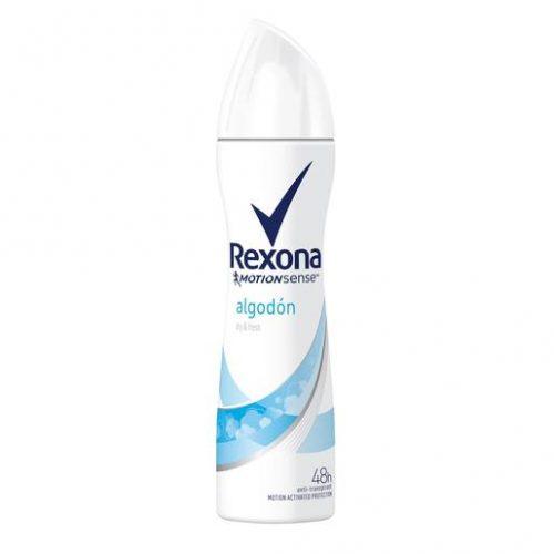 Rexona Algodón.Droguería online,venta de productos de limpieza de las mejores marcas.Líderes en artículos de limpieza.