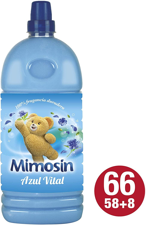Suavizante Mimosin Azul Vital Concentrado