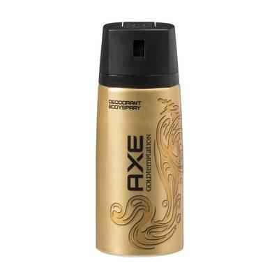 Desodorante axe gold temptation