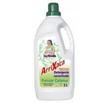 Detergente arrixaca frescor colonia