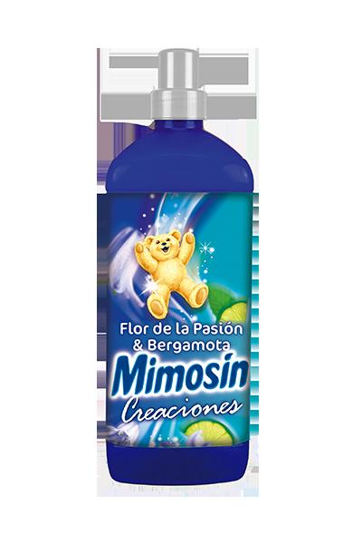 Suavizante Mimosin Creaciones Flor De La Pasión y Bergamota